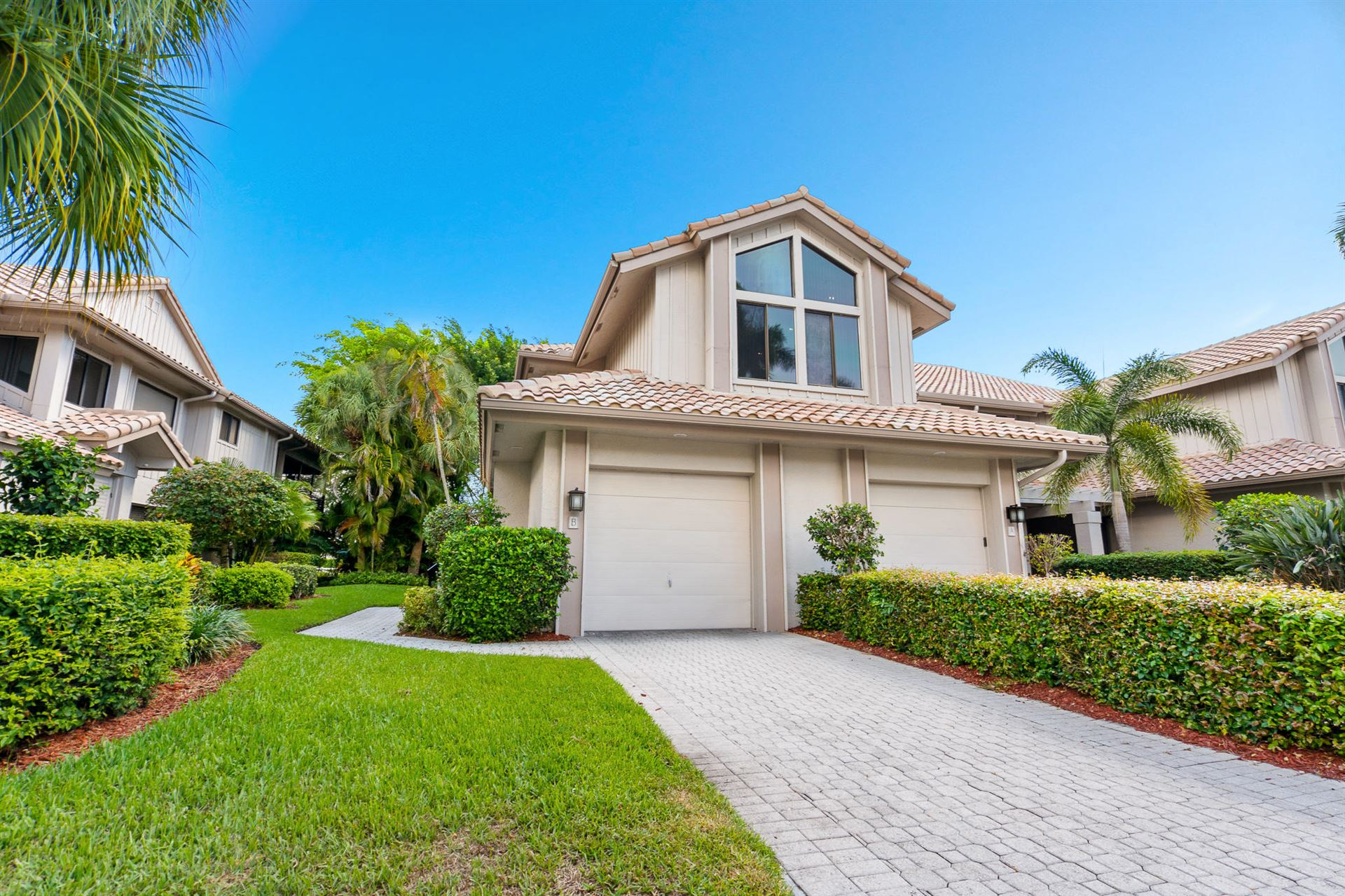 16844 Isle Of Palms B Drive #B, Delray Beach, FL 33484 - MLS#: RX-10714375