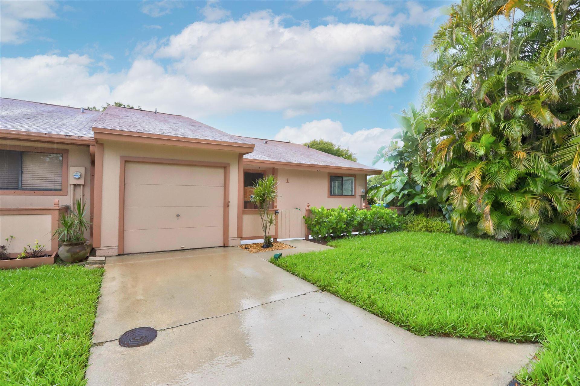 1 Farnworth Drive, Boynton Beach, FL 33426 - MLS#: RX-10746375