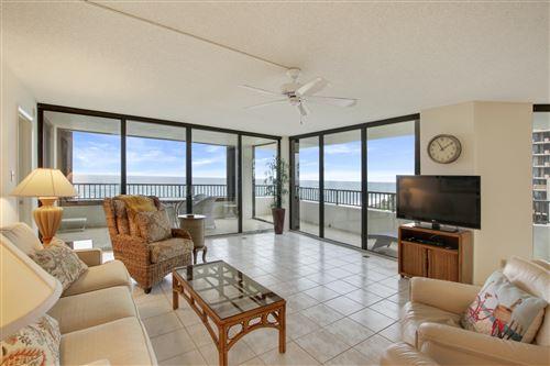 Photo of 600 Ocean Drive #8b, Juno Beach, FL 33408 (MLS # RX-10641376)
