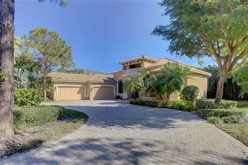 Photo of 5996 Pinewood Avenue, Parkland, FL 33067 (MLS # RX-10690376)