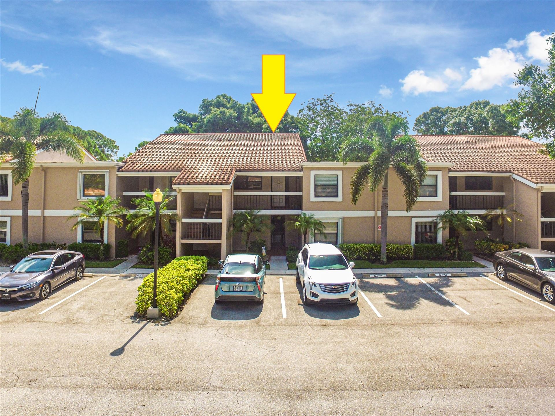 12910 Briarlake Drive #204, Palm Beach Gardens, FL 33418 - #: RX-10624376