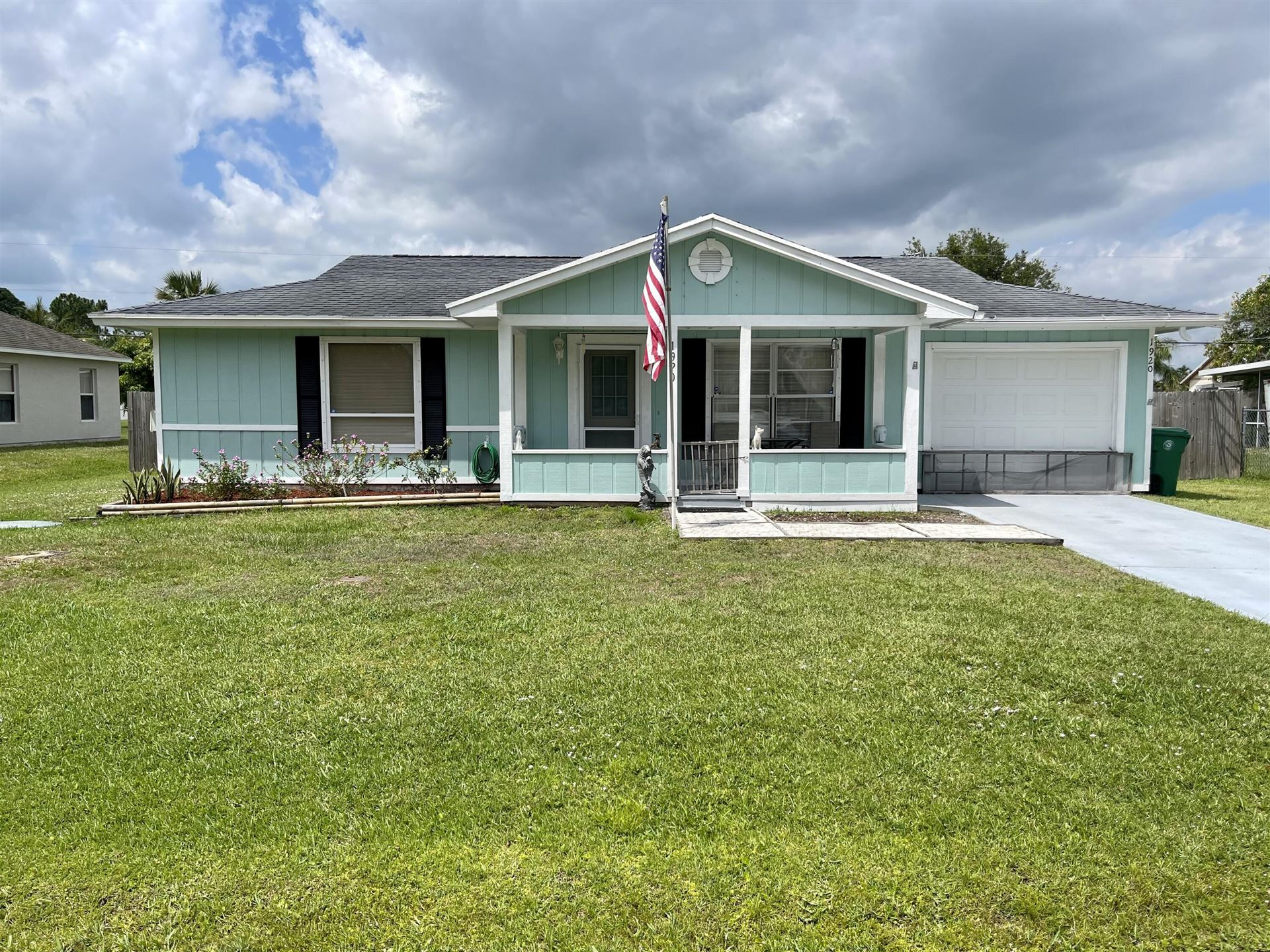 1920 SW Taurus Lane, Port Saint Lucie, FL 34953 - MLS#: RX-10714376