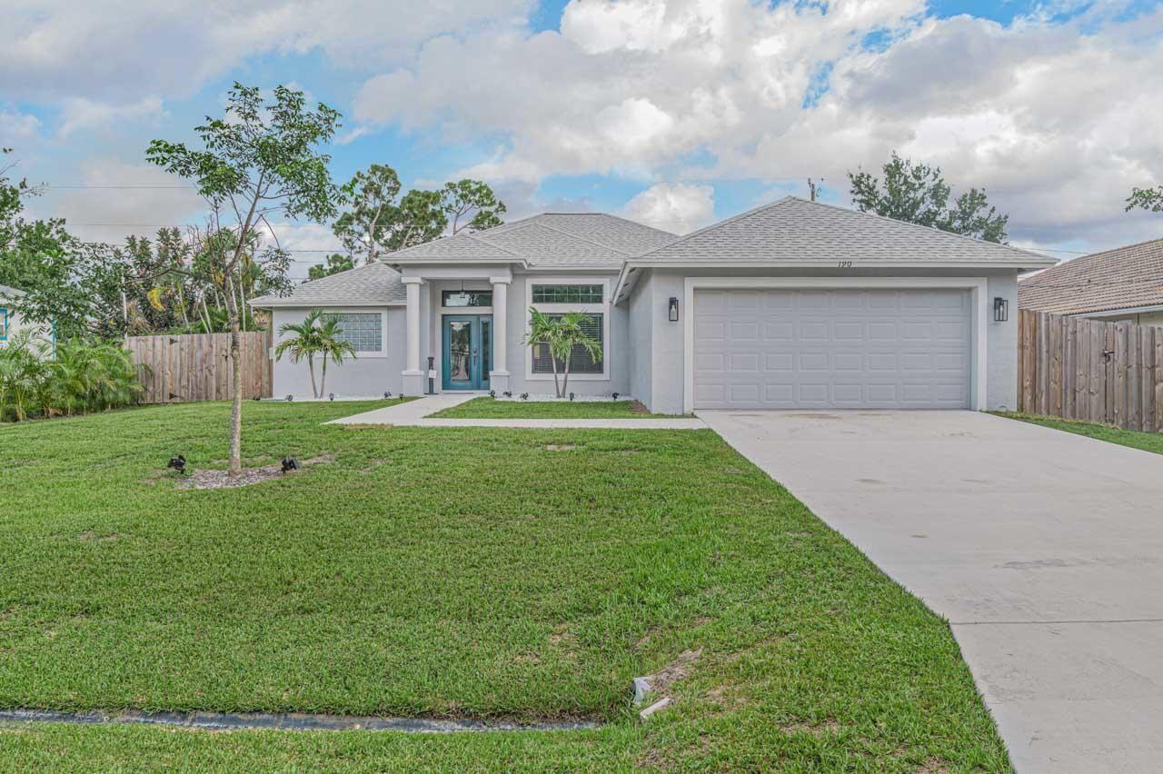 190 SW Milburn Circle, Port Saint Lucie, FL 34953 - #: RX-10734376