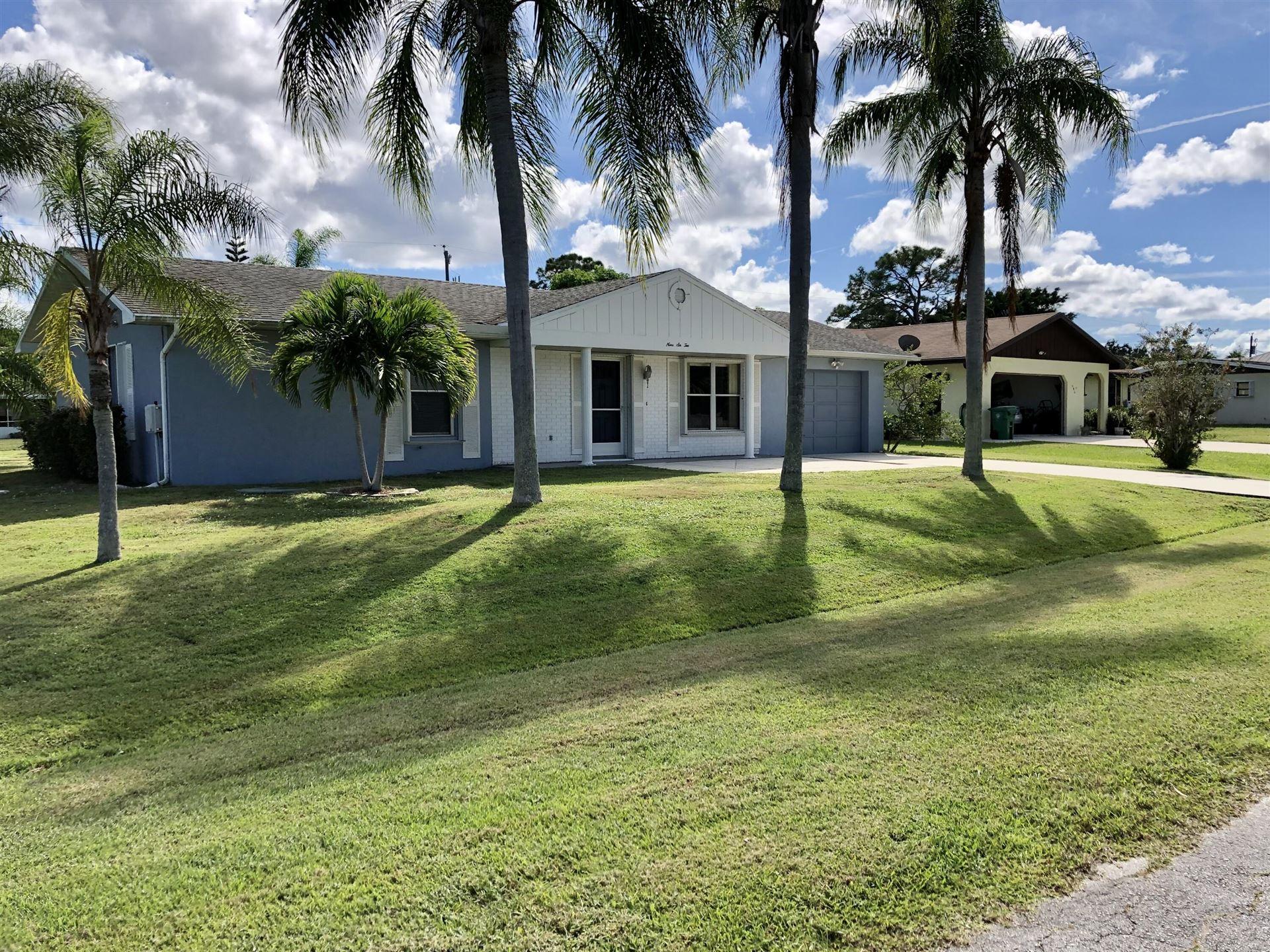 962 SE Belfast Avenue, Port Saint Lucie, FL 34983 - MLS#: RX-10747376