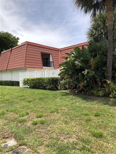 Photo of 1422 Harvard Lane #10d, Boynton Beach, FL 33426 (MLS # RX-10627377)