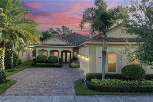 Photo of 10241 SW Visconti Way, Port Saint Lucie, FL 34986 (MLS # RX-10747377)