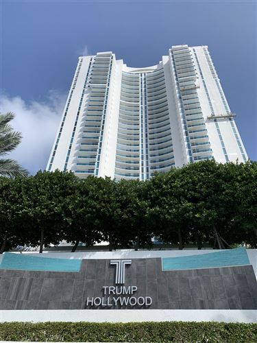 Photo of 2711 S Ocean Drive #603, Hollywood, FL 33019 (MLS # RX-10751377)