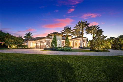 Photo of 10036 El Caballo Court, Delray Beach, FL 33446 (MLS # RX-10754377)