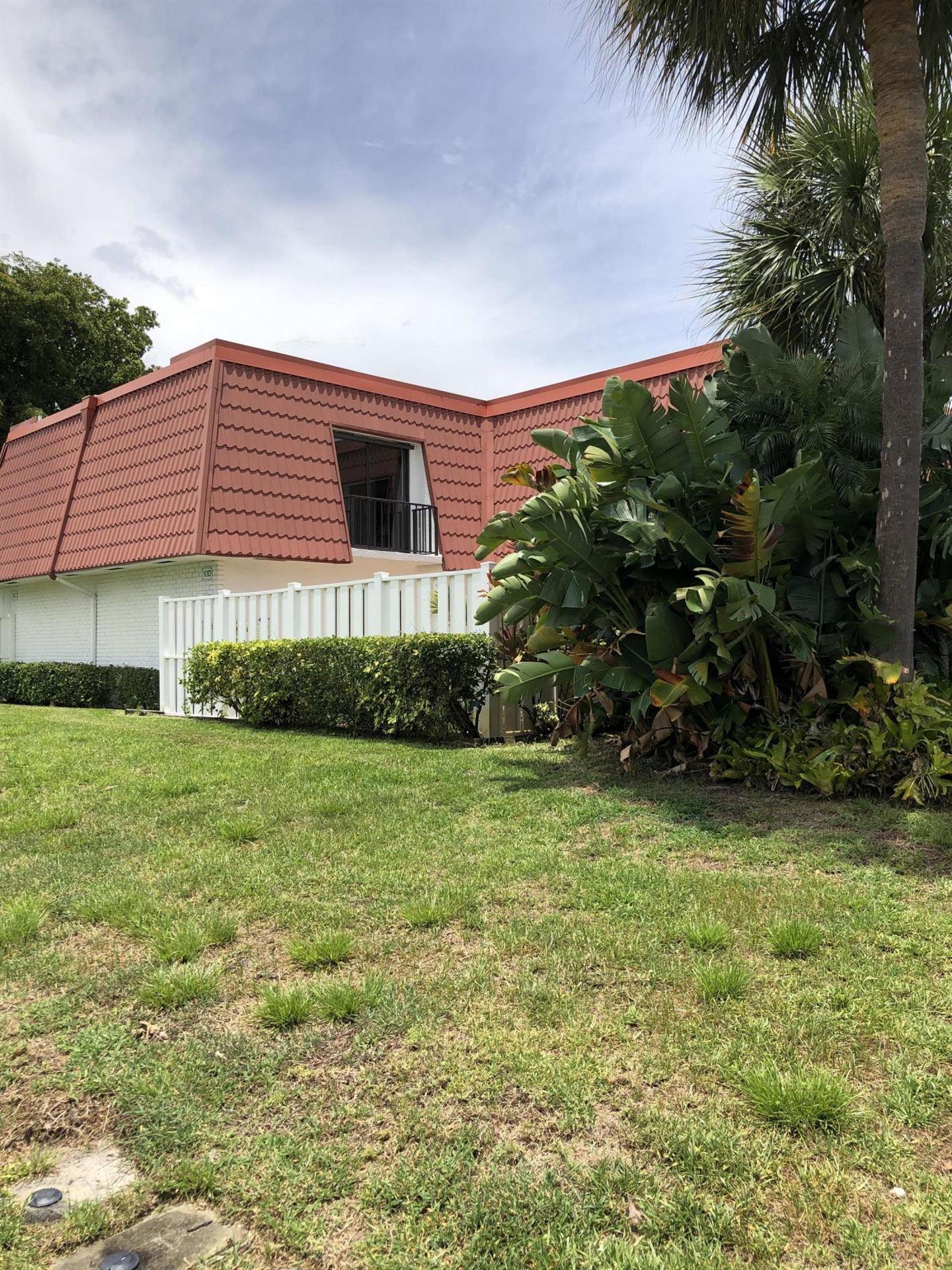 1422 Harvard Lane #10d, Boynton Beach, FL 33426 - #: RX-10627377