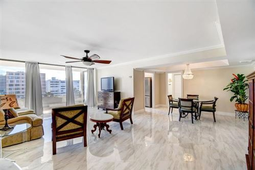 Photo of Listing MLS rx in 3589 S Ocean Boulevard #605 South Palm Beach FL 33480