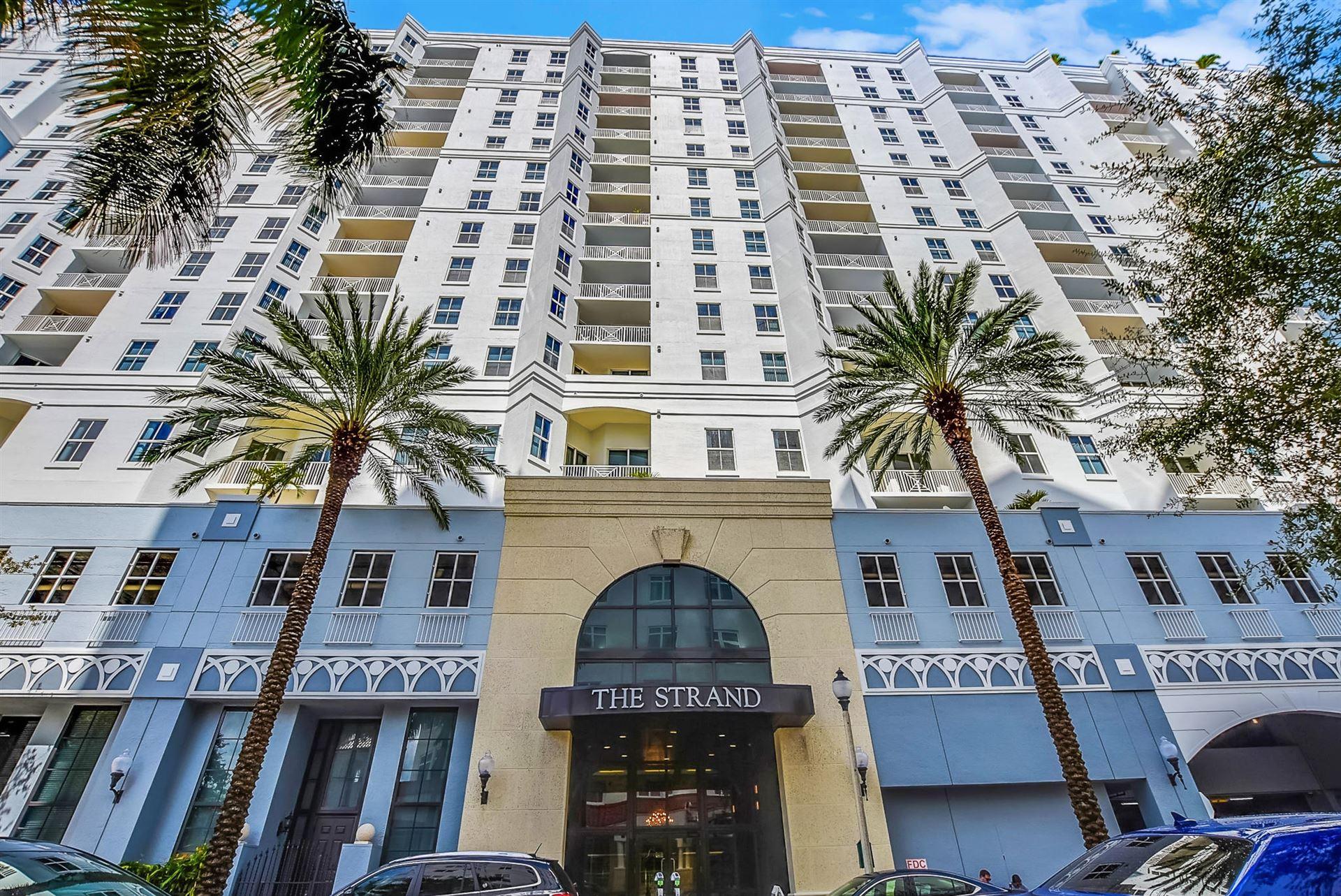 255 Evernia Street #907, West Palm Beach, FL 33401 - #: RX-10594378
