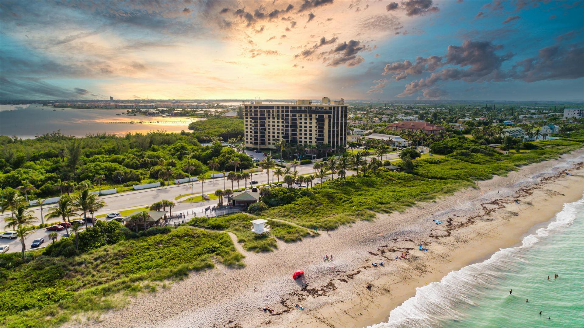 801 S Ocean Drive #704, Fort Pierce, FL 34949 - #: RX-10634378