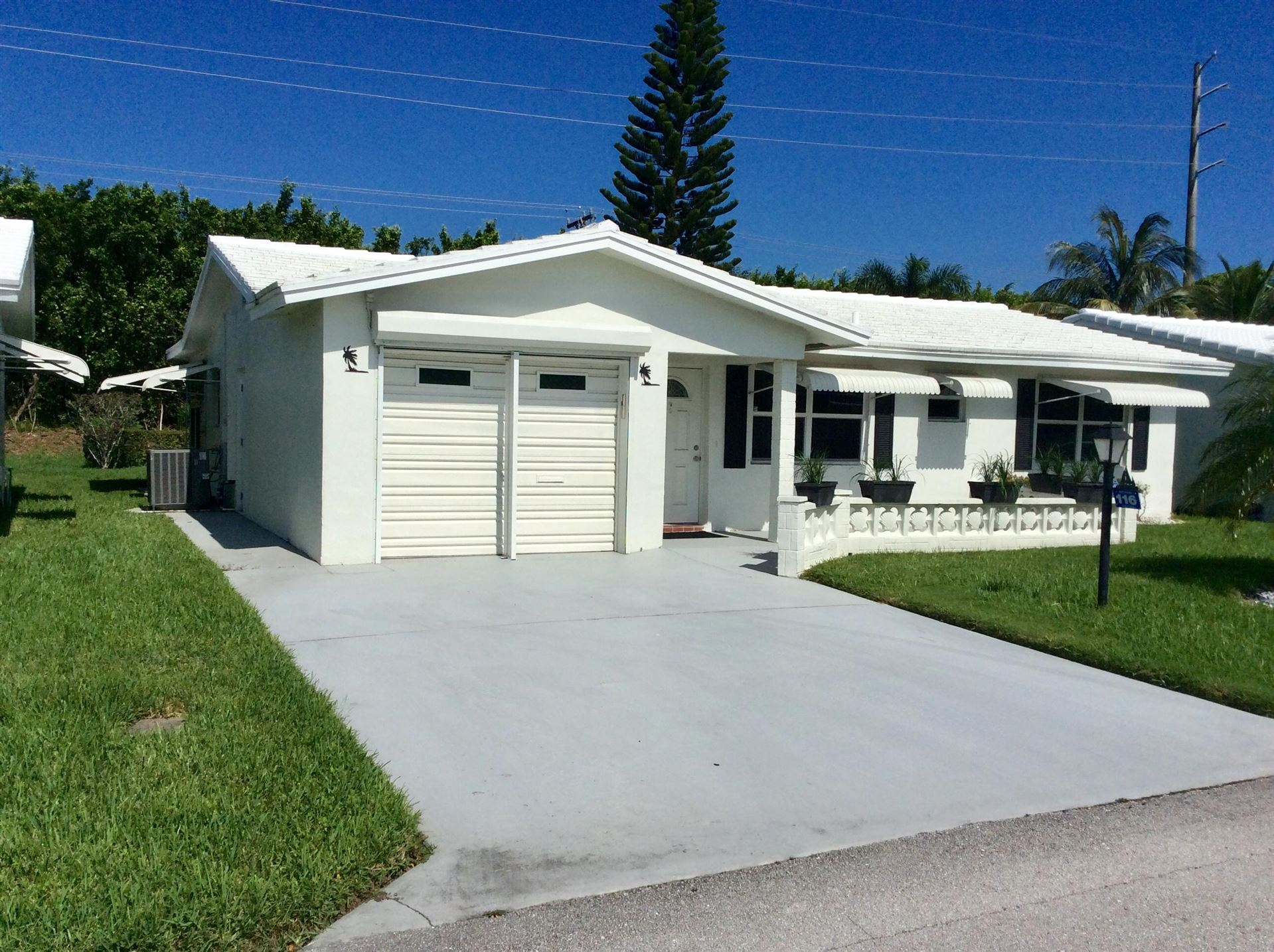 116 SW 8th Place, Boynton Beach, FL 33426 - #: RX-10645378