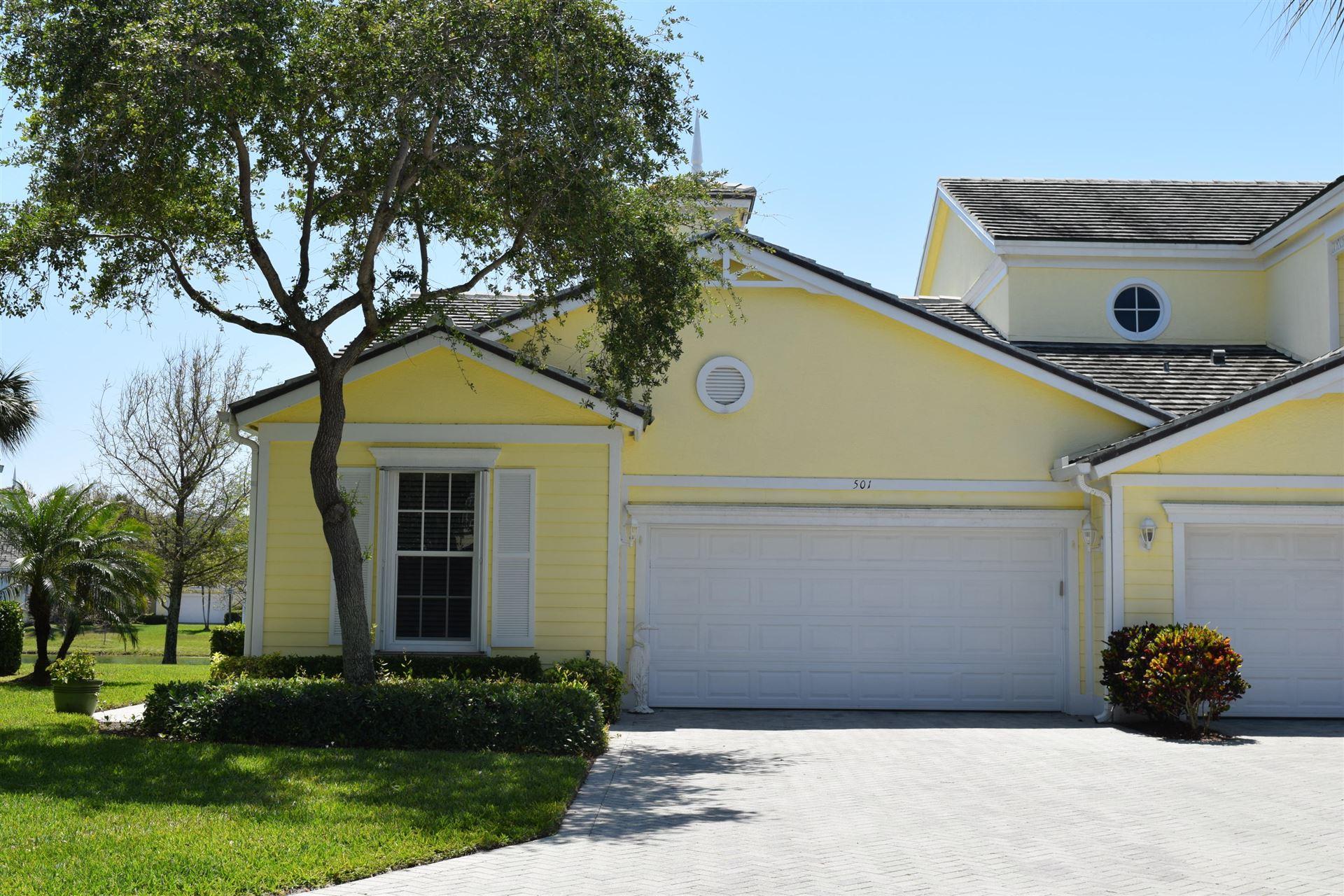 501 Mariner Bay Boulevard, Fort Pierce, FL 34949 - #: RX-10706378