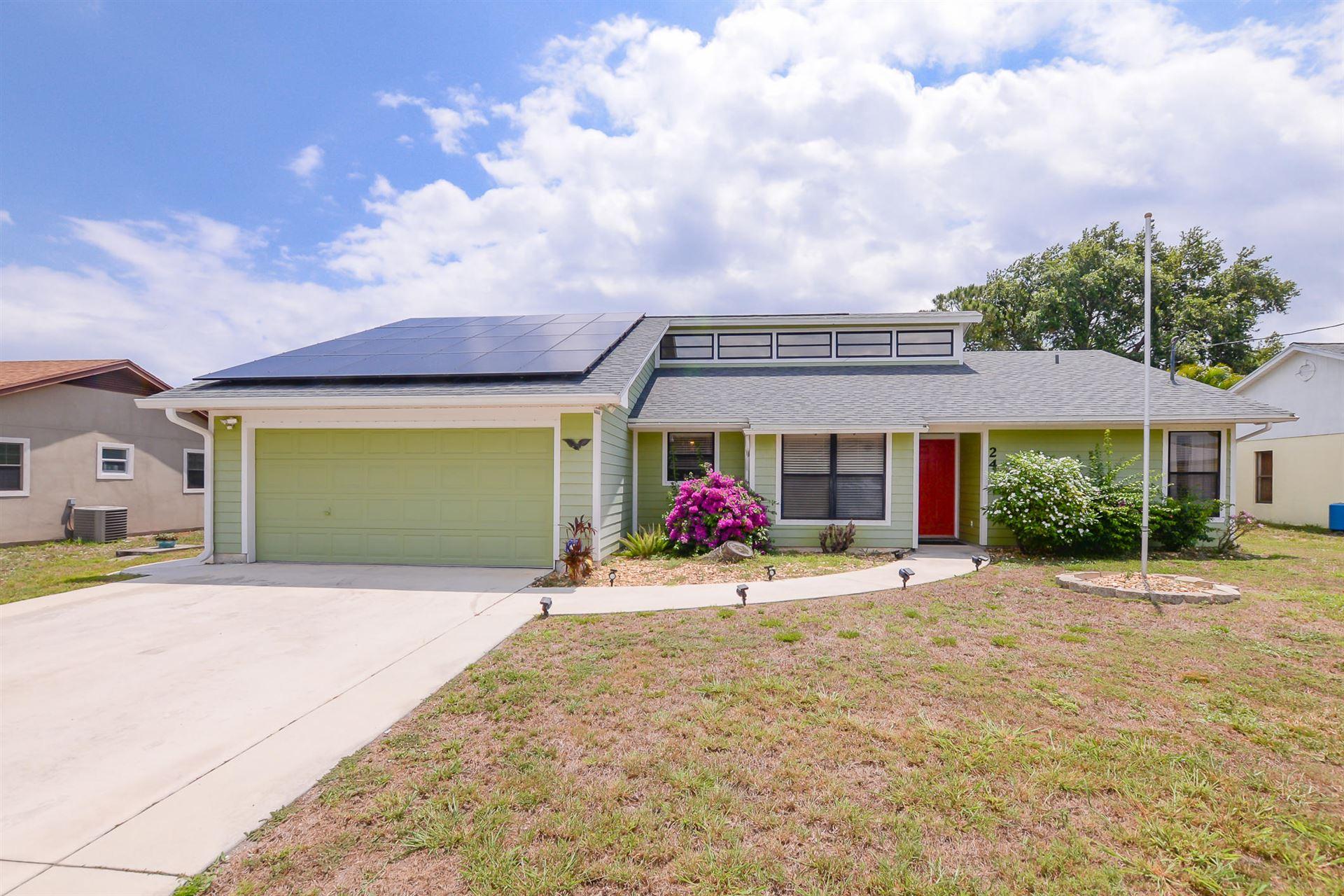 2417 SW Hinchman Street, Port Saint Lucie, FL 34984 - MLS#: RX-10714378