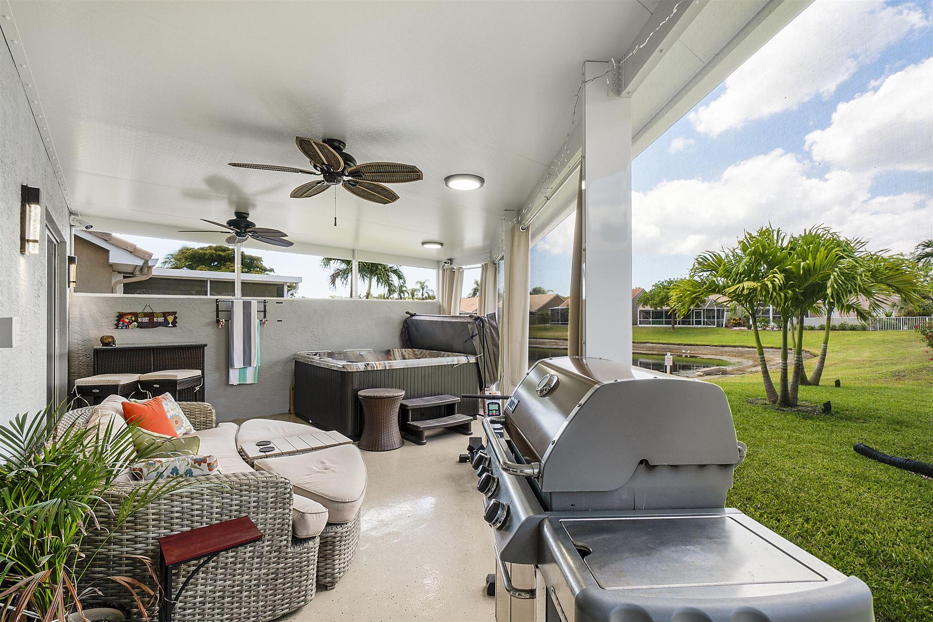 5446 Grande Palm Circle, Delray Beach, FL 33484 - MLS#: RX-10720378