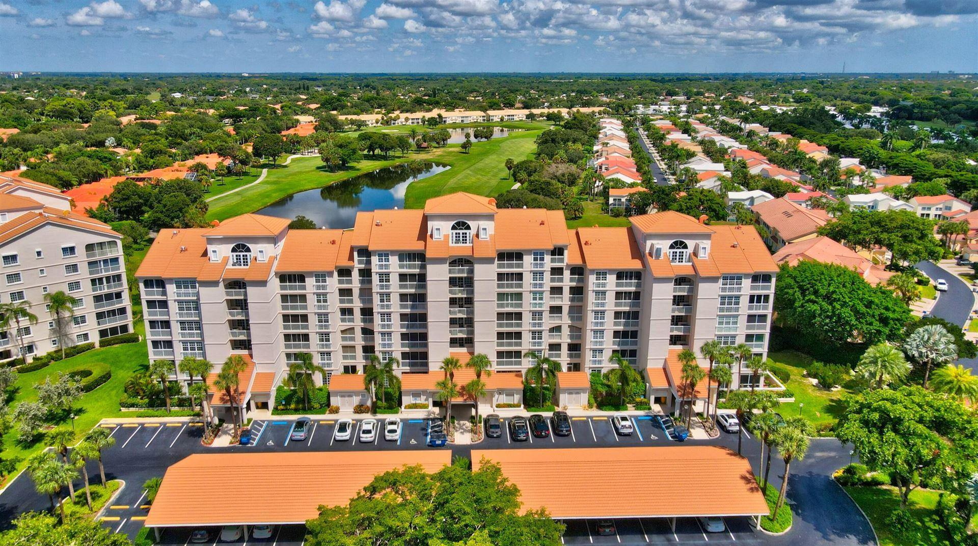 17047 Boca Club Boulevard #124a, Boca Raton, FL 33487 - MLS#: RX-10742378