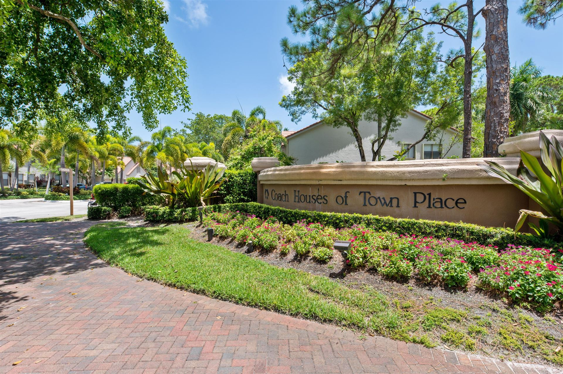 5780 Coach House Circle #C, Boca Raton, FL 33486 - #: RX-10643379