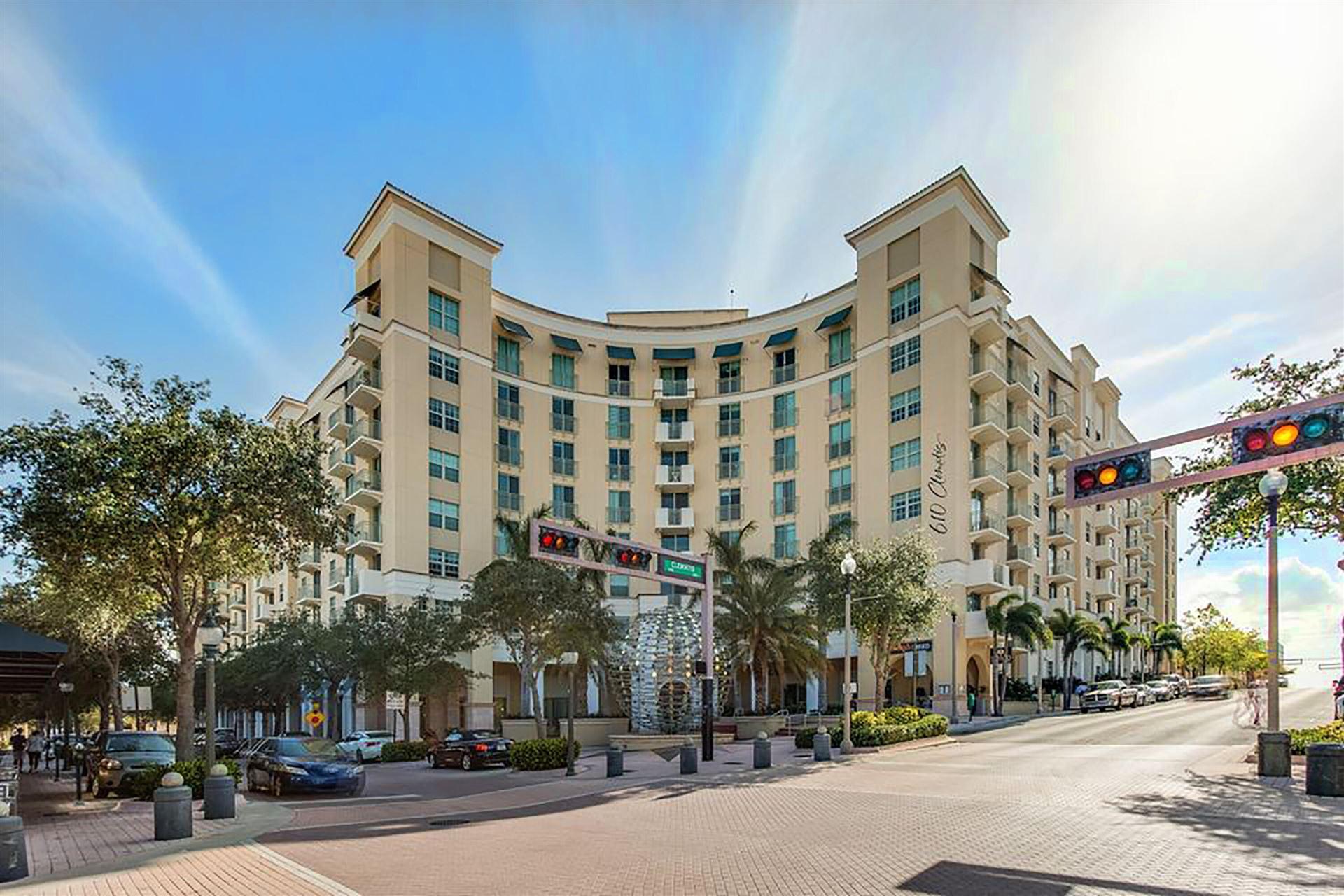 610 Clematis Street #800-802, West Palm Beach, FL 33401 - MLS#: RX-10700379