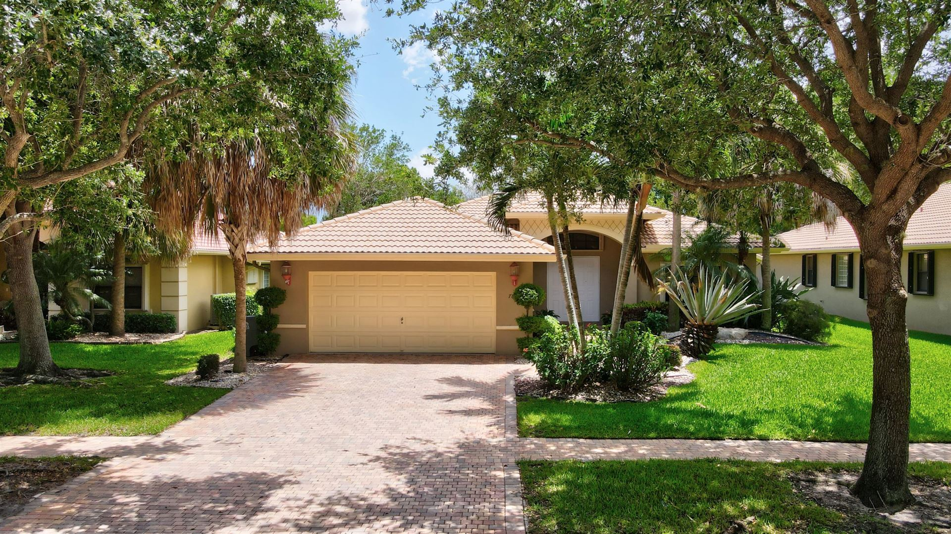 7855 Via Grande, Boynton Beach, FL 33437 - MLS#: RX-10714379
