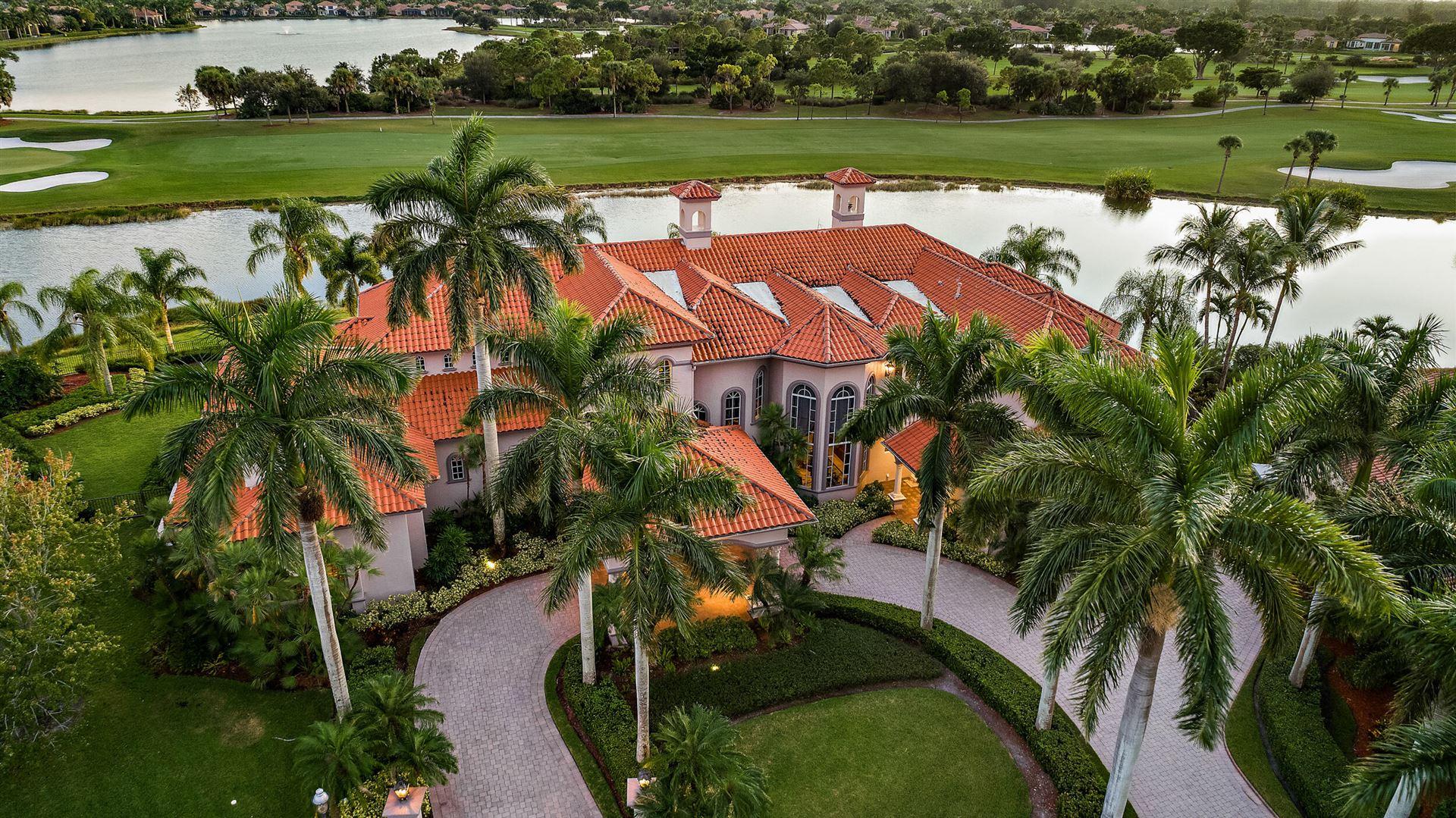Photo of 10520 Hawks Landing Terrace, West Palm Beach, FL 33412 (MLS # RX-10724379)
