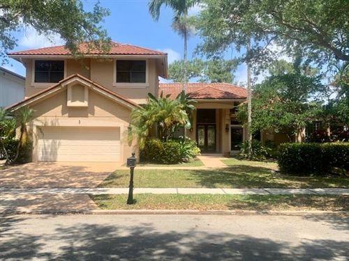 Photo of 3295 Harrington Drive, Boca Raton, FL 33496 (MLS # RX-10707380)