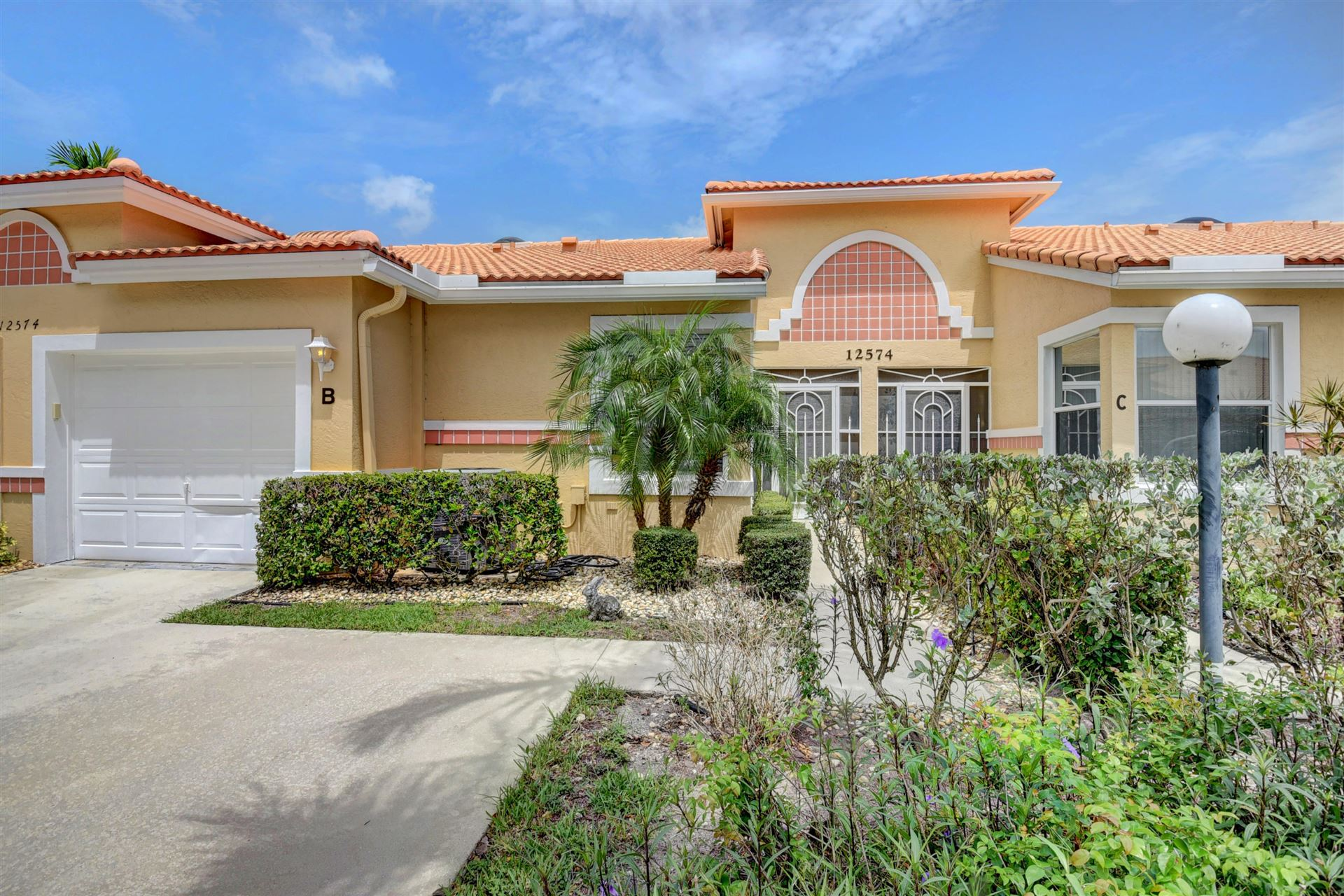 12574 Crystal Pointe Drive #B, Boynton Beach, FL 33437 - #: RX-10642380