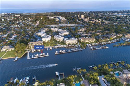 Photo of 1014 Bay Colony Drive #Slip 17, Juno Beach, FL 33408 (MLS # RX-10679381)