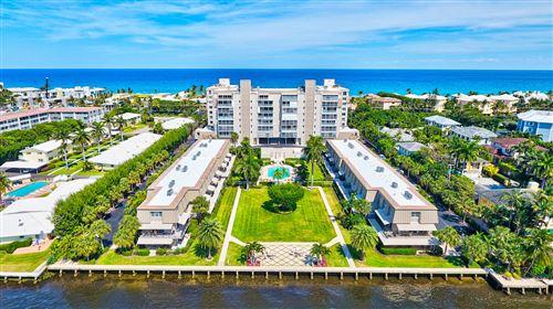 Photo of 2000 S Ocean 304 Boulevard #304, Delray Beach, FL 33483 (MLS # RX-10706381)