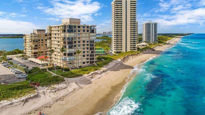 5480 N Ocean Drive #B-8-B, Singer Island, FL 33404 - #: RX-10582381