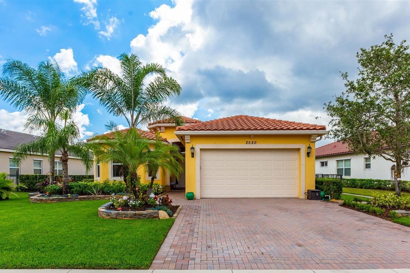 2520 Vicara Court, Royal Palm Beach, FL 33411 - #: RX-10615381