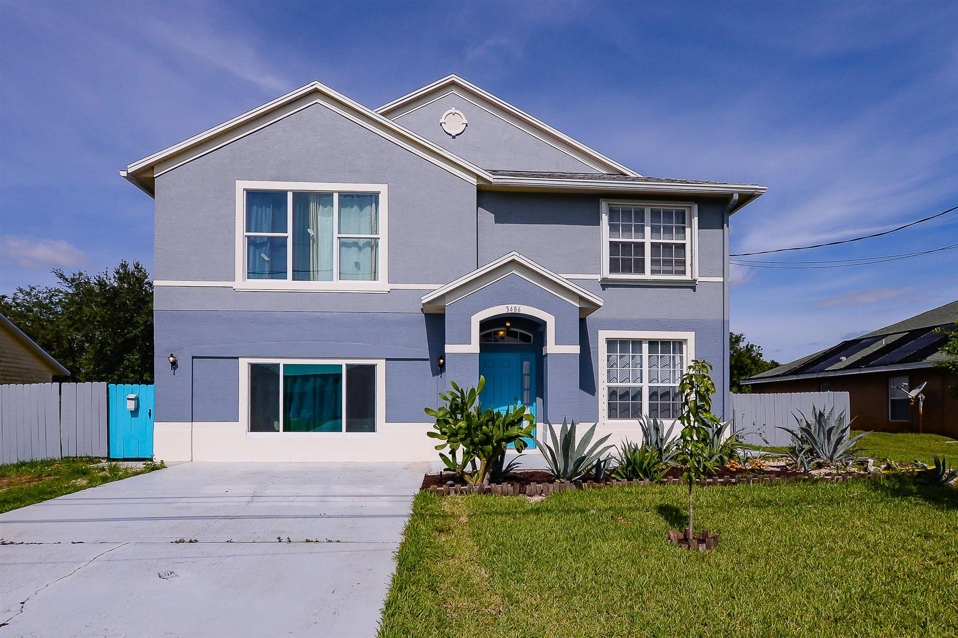 3486 SW Rivera Street, Port Saint Lucie, FL 34953 - #: RX-10619381
