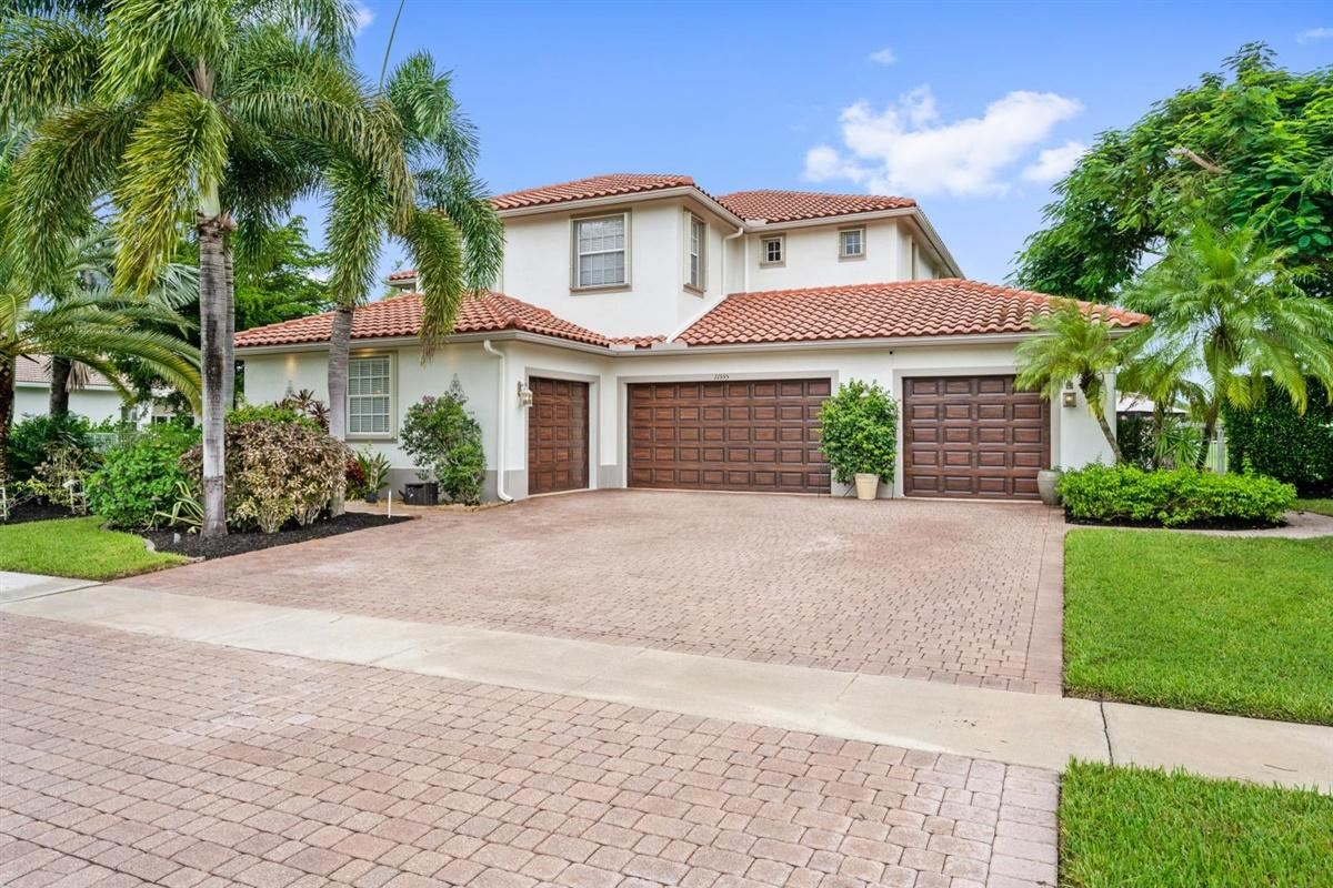 Photo of 11555 Windsor Bay Place, Wellington, FL 33449 (MLS # RX-10657381)