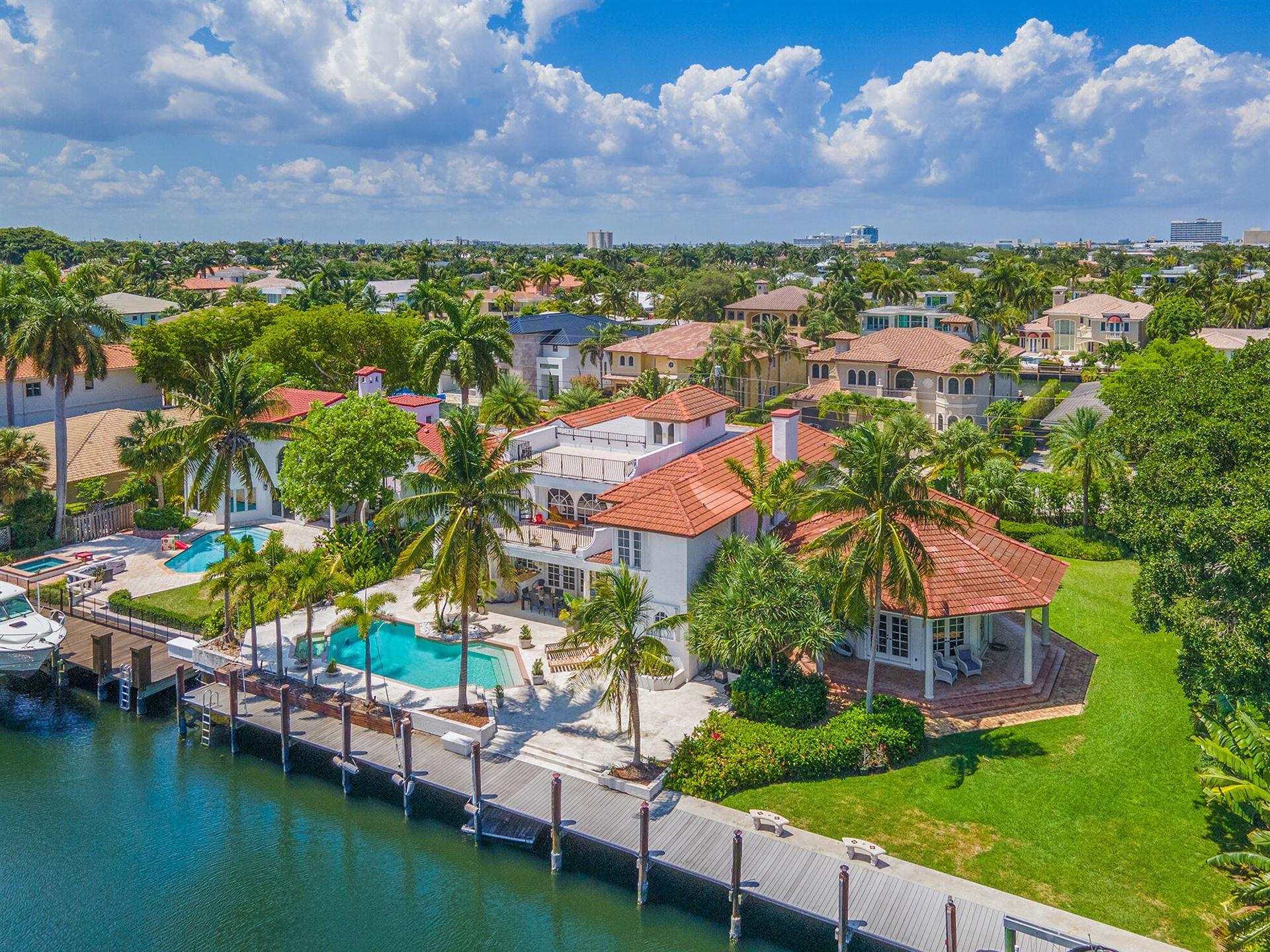 2420 Sea Island Drive, Fort Lauderdale, FL 33301 - #: RX-10732381