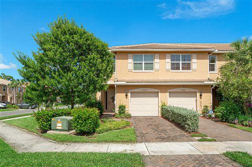 Photo of 5898 Monterra Club Drive #155, Lake Worth, FL 33463 (MLS # RX-10634382)