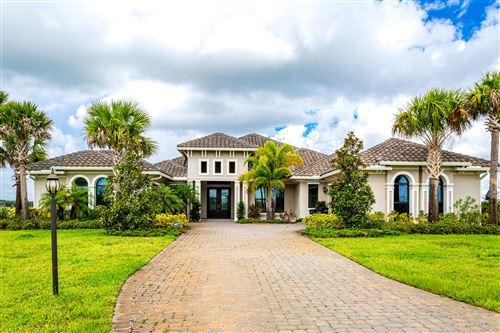 Photo of 3280 SW Stoneybrook Way, Palm City, FL 34990 (MLS # RX-10721382)