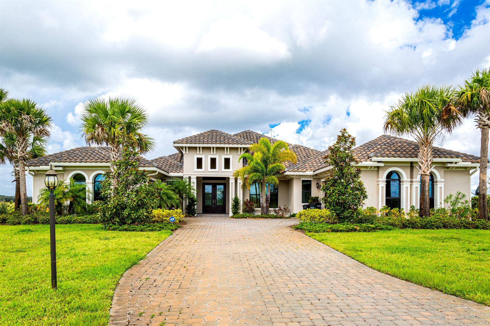 Photo for 3280 SW Stoneybrook Way, Palm City, FL 34990 (MLS # RX-10721382)