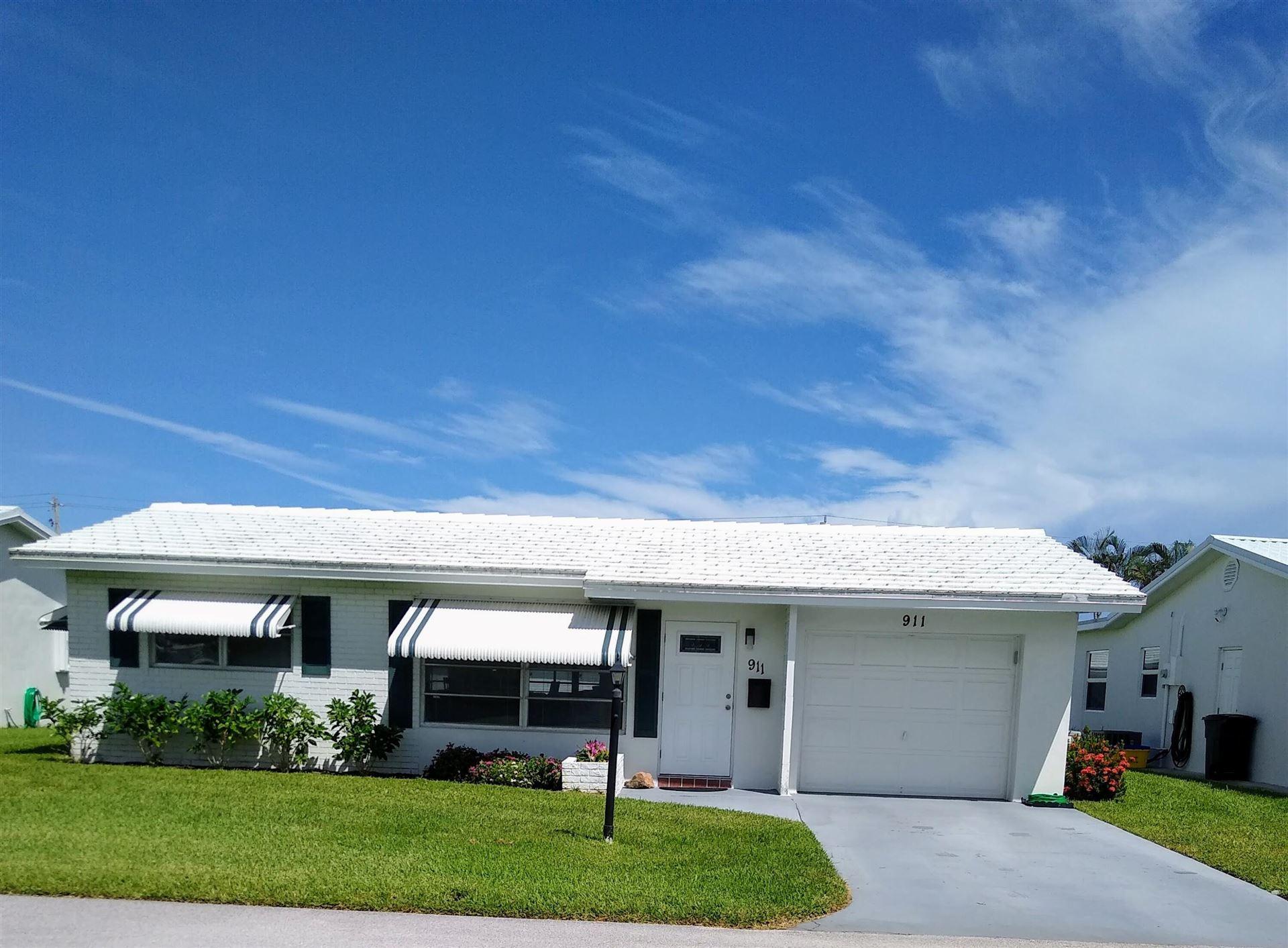 911 SW 3rd Avenue, Boynton Beach, FL 33426 - MLS#: RX-10745382