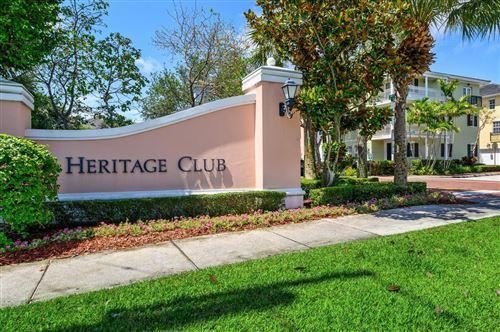Photo of 1002 E Heritage Club Circle, Delray Beach, FL 33483 (MLS # RX-10625383)