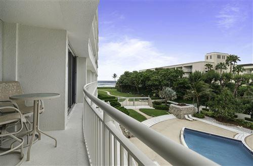 Photo of 2780 S Ocean Boulevard #309, Palm Beach, FL 33480 (MLS # RX-10657383)
