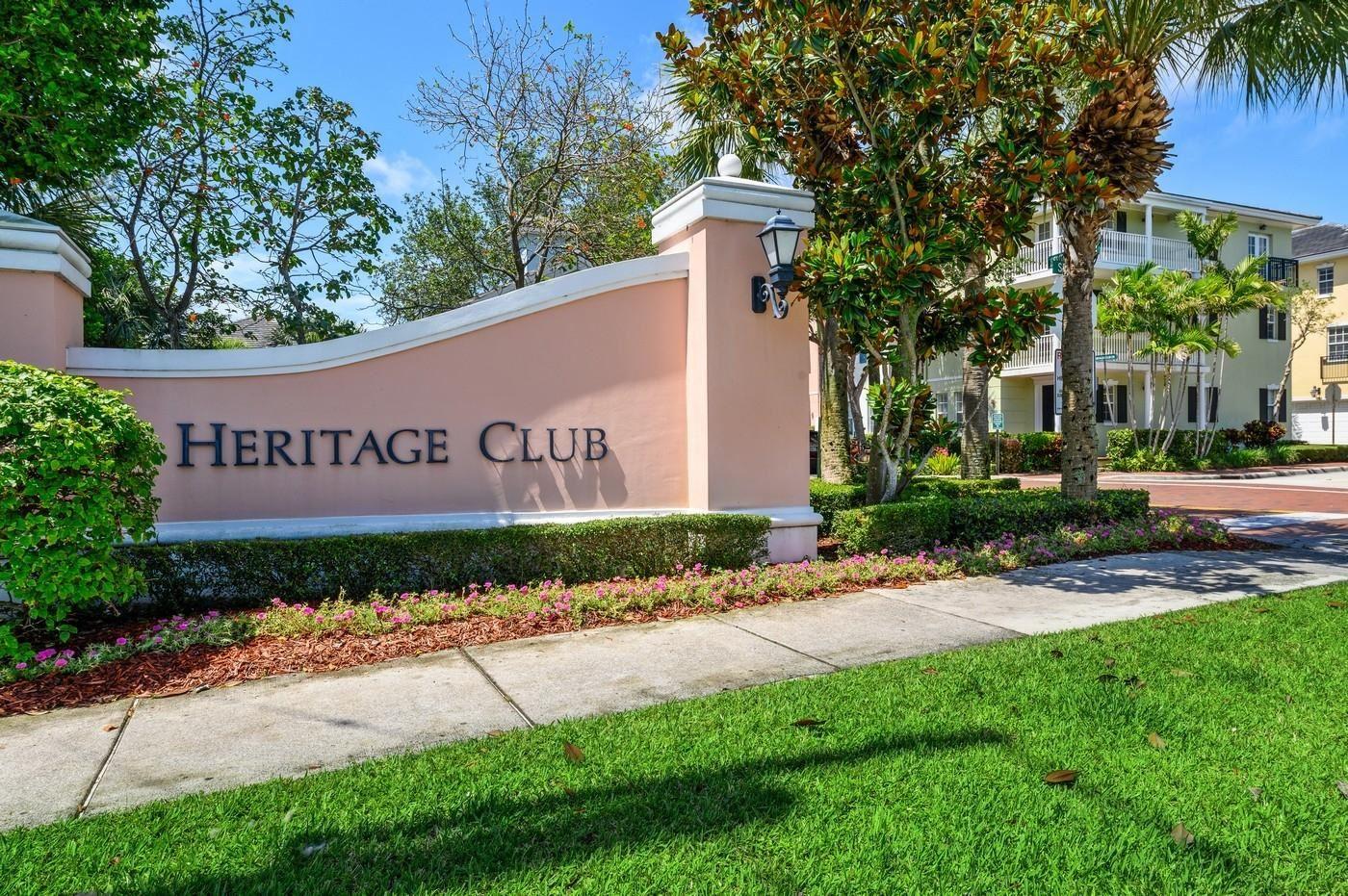 1002 E Heritage Club Circle, Delray Beach, FL 33483 - #: RX-10625383