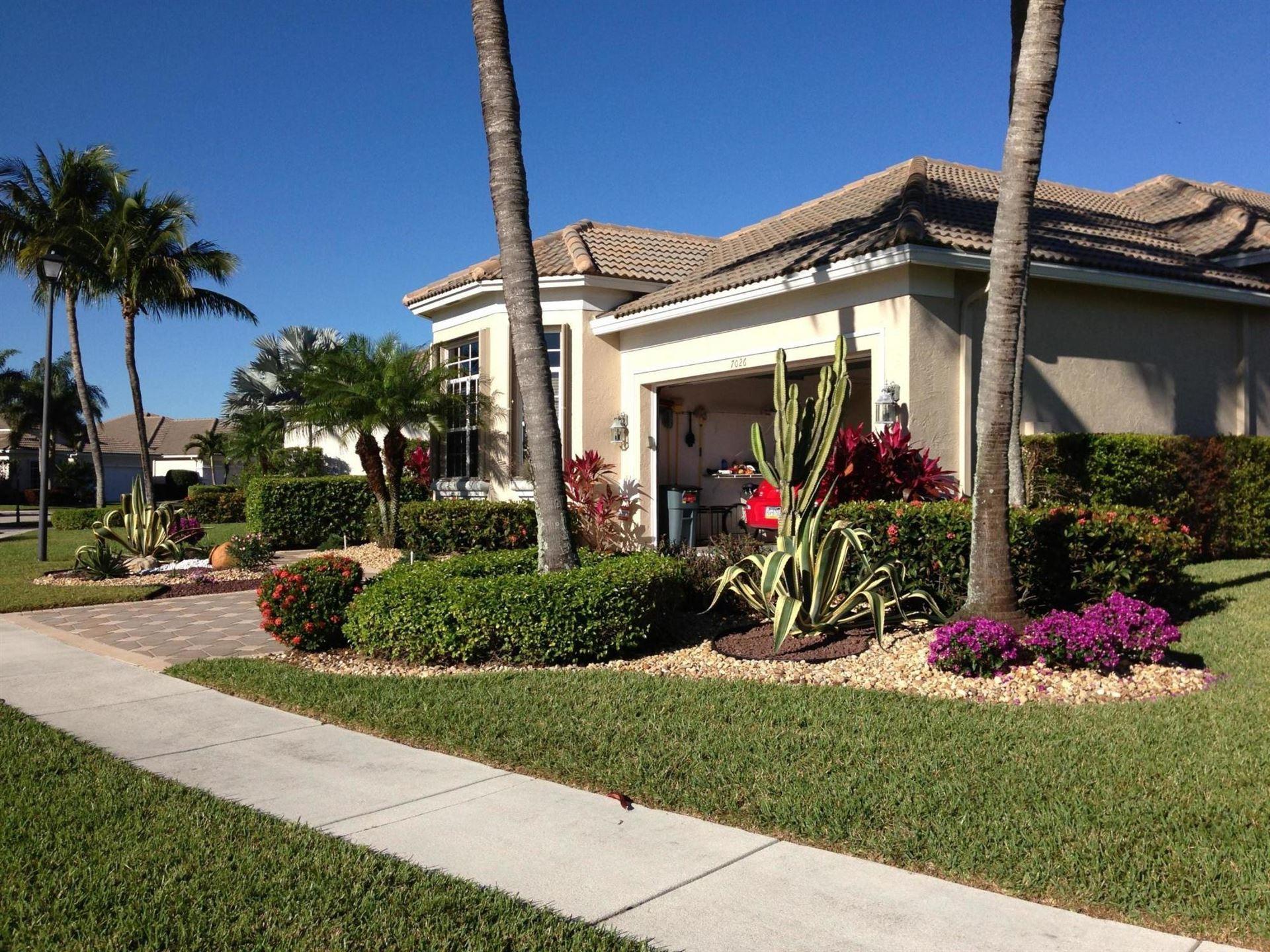 7026 Fairway Lakes Drive, Boynton Beach, FL 33437 - #: RX-10641383