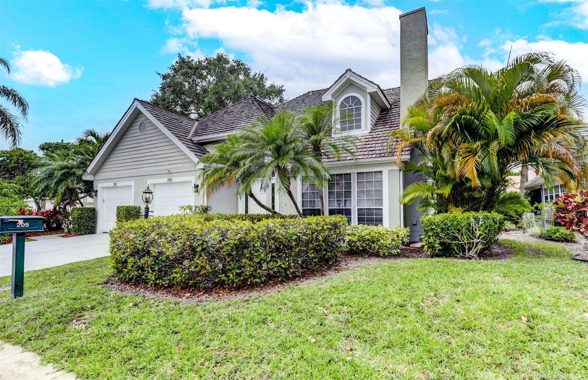 205 Woodsmuir Court, Palm Beach Gardens, FL 33418 - MLS#: RX-10710383