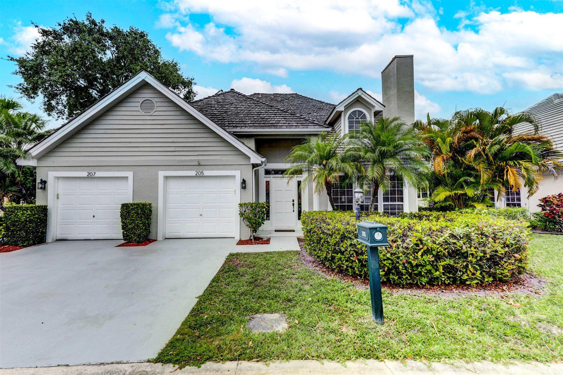 Photo of 205 Woodsmuir Court, Palm Beach Gardens, FL 33418 (MLS # RX-10710383)