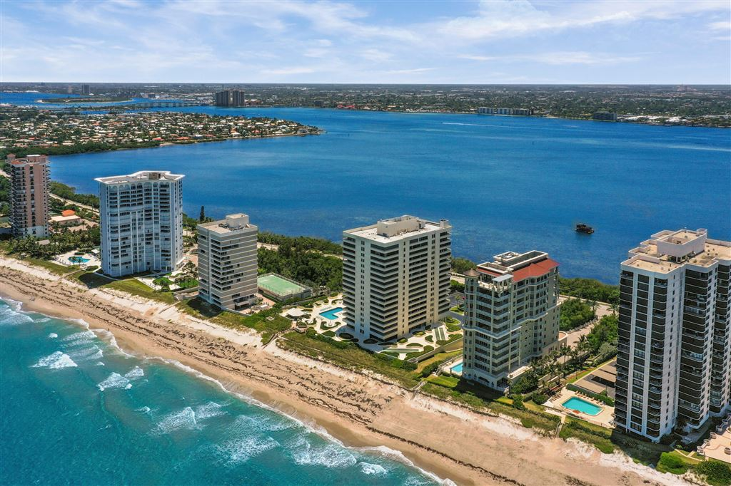 Photo of 5280 N Ocean Drive #15c, Singer Island, FL 33404 (MLS # RX-10549384)