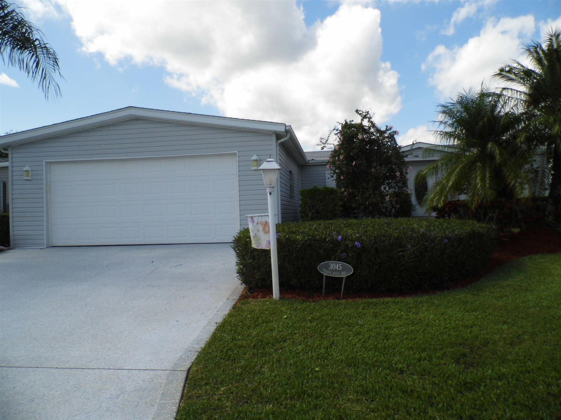 3045 Eagle\'S Nest Way, Port Saint Lucie, FL 34952 - #: RX-10651384