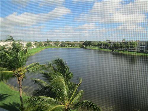 Photo of 4042 Yarmouth C #4042, Boca Raton, FL 33434 (MLS # RX-10666385)