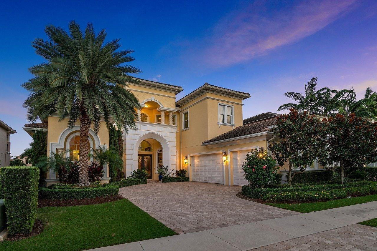 Photo of 13910 Chester Bay Lane, North Palm Beach, FL 33408 (MLS # RX-10673385)