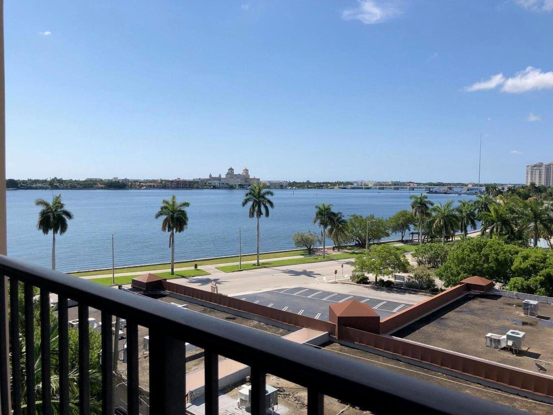 1801 N Flagler Drive #712, West Palm Beach, FL 33407 - MLS#: RX-10712385