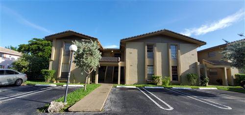Photo of 11101 Royal Palm Boulevard #202, Coral Springs, FL 33065 (MLS # RX-10658386)